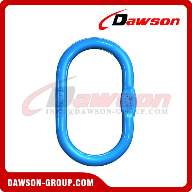 G100 Forged Master Link, Grade 100 Alloy Steel Master Link for Chain Slings - Dawson Group Ltd. - China Manufacturer, Supplier