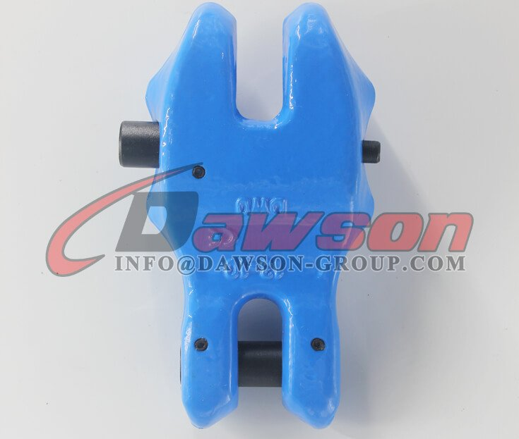 DS1057 G100 Clevis Chain Clutch with Safety Pin for Adjust Chain Length - Dawson Group Ltd. - China Supplier