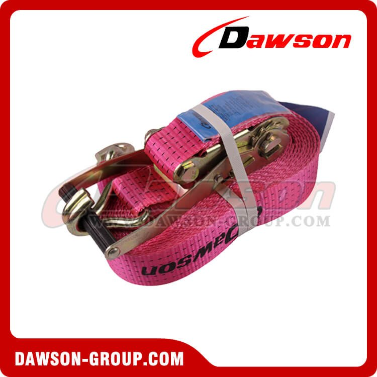 EN12195-2 Polyester Ratchet Tie Down