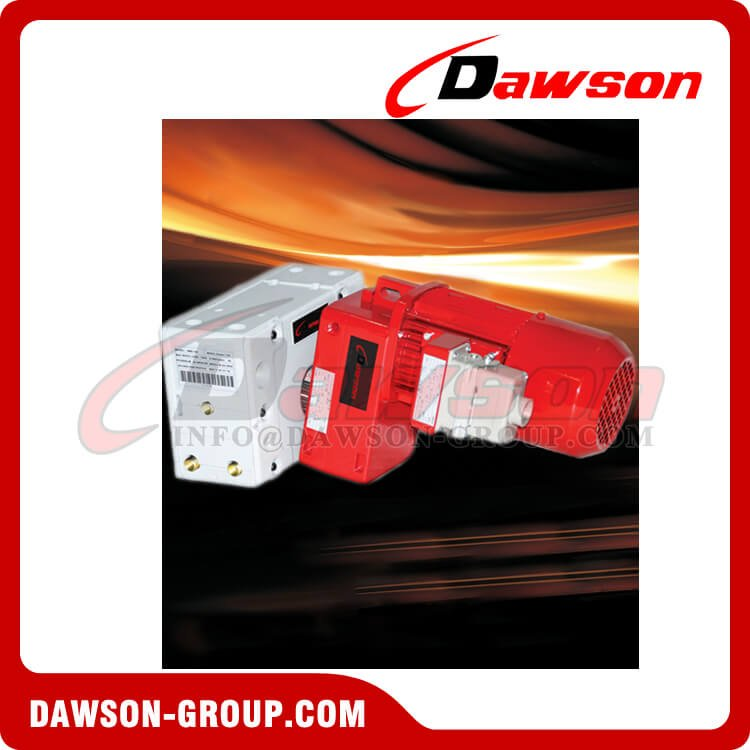 DS-DWS Wheel Block Drive System with Gear Motor for Crane Traveling - Dawson Group Ltd. - China Supplier