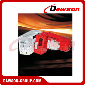 Wheel Block Drive System with Gear Motor for Crane Traveling