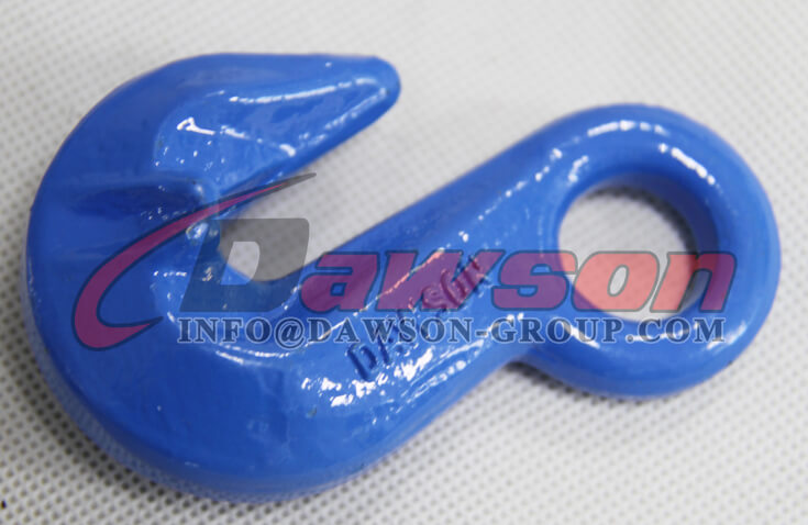 G100 Eye Shortening Cradle Grab Hook with Wings for Chain Slings - Dawson Group Ltd. - China Manufacturer