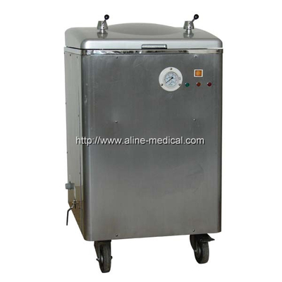 (AUTO CONTROL WATER)STAINLESS STEEL VERTICAL STEAM PRESSURE DISINFECTOR