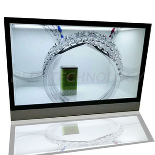 43Inch Transparent Box OLED Screen LCD Display