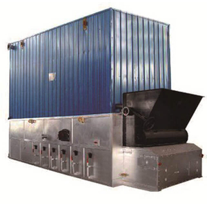 Horizontal Chain Grate Coal Fired Thermal Oil Boiler