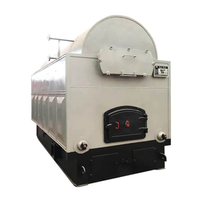 Fixed Grate Wood Steam Boiler