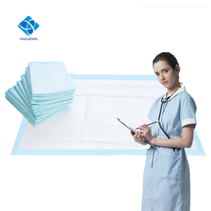 75x75cm Super Absorbent Hospital Large Size Bed Sheet Cover Bed Pad with SAP