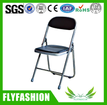 Leather Folding Trainning Office chair (STC-16)