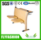 Simple design school auditorium university desks and chairs(SF-02H)