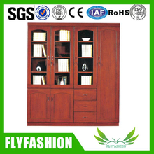 wood filing cupboard 4 doors cabinet (FC-07)