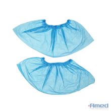 Disposable Medical Shoe Covers (PE)