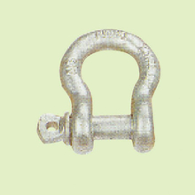 LARGE BOW SHACKLE BS3032