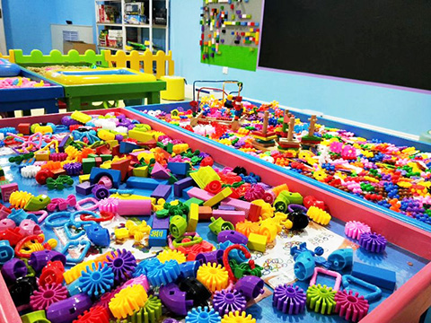 Toys of Candy Theme Indoor Playground