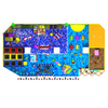 Ocean Theme Indoor Amusement Park Play Area Kids Soft Playground