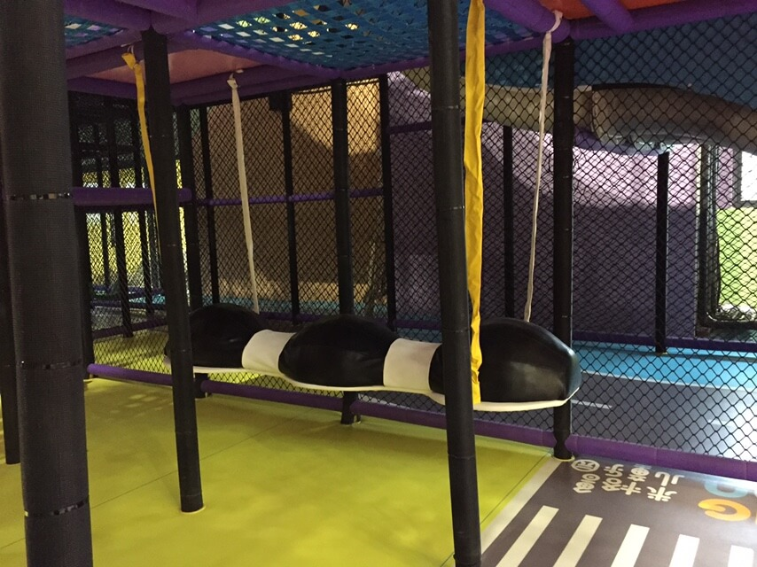 Children Soft Indoor Playground Equipment