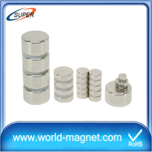 2015 Newest Neodymium Motor Cylinder Magnets