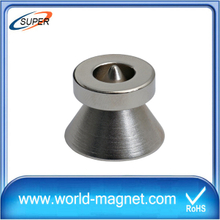 Industrial Permanent Neodymium Ring Magnets