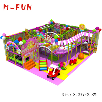 Indoor kindergarten equipment