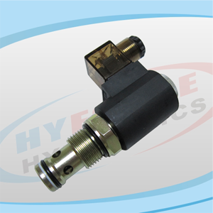 SV12-22 Series (2-Way, 2-Position, Poppet Type, Normally Closed) Reverse Flow Energized