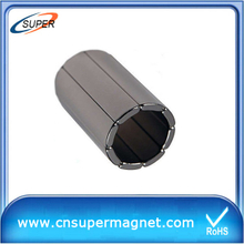 2015 Newest Neodymium magnet arc for motors sensors
