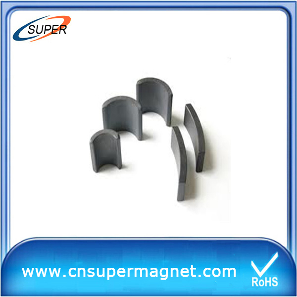 ferrite Y30 arc magnet supplier