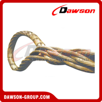 Large Diameter Cable-Laid Slings
