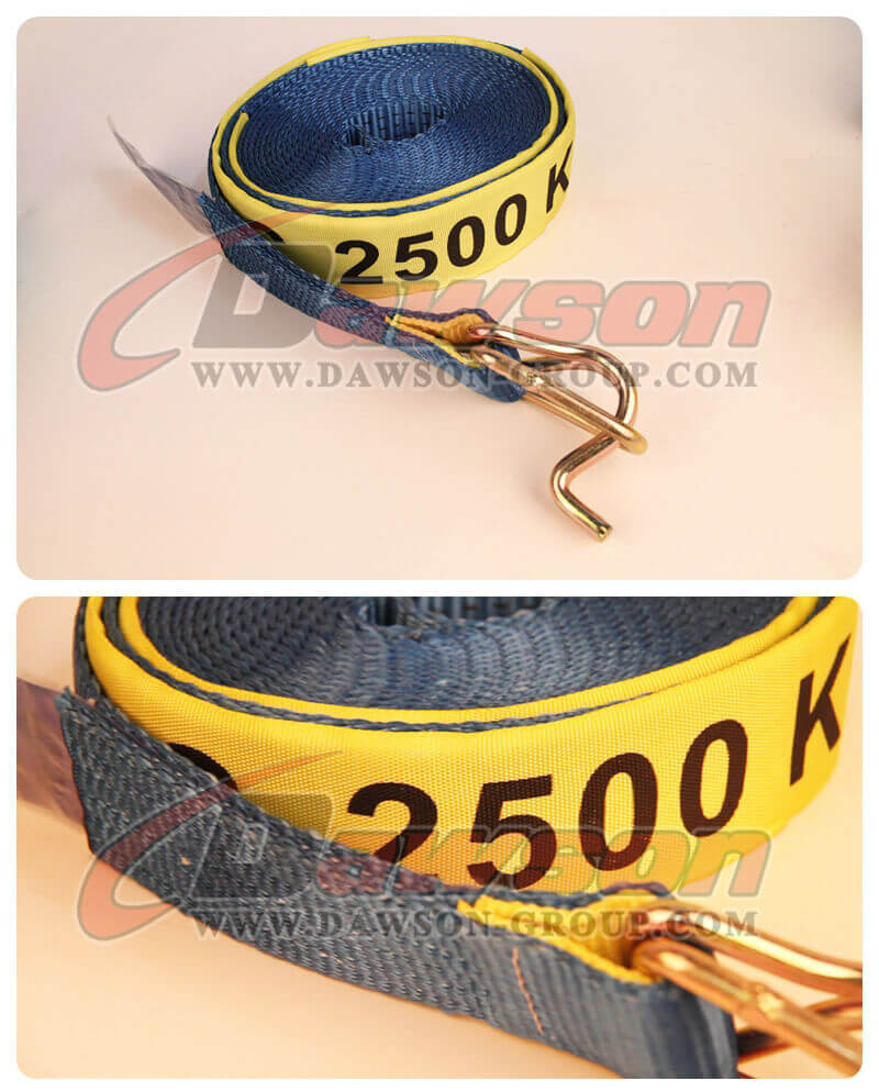 China Supplier AS NZS 4380.2001 Ratchet Tie Down Straps