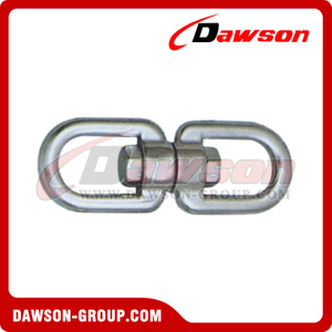 Stainless Steel European Type Eye and Eye Swivel