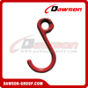 DS207 Alloy Forged Large Opening Hook
