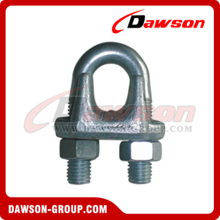 JIS Type Drop Forged Wire Rope Clips JIS-B2809