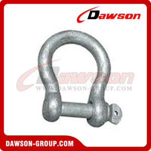 Special Bow Shackle with Wide Body