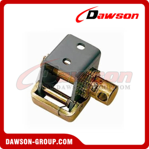 DSWN50503 B.S. 5000KG/11000LBS Small Lashing Winch, Alloy Steel Truck Winch
