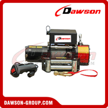 4WD Winch DGP6000 - Electric Winch