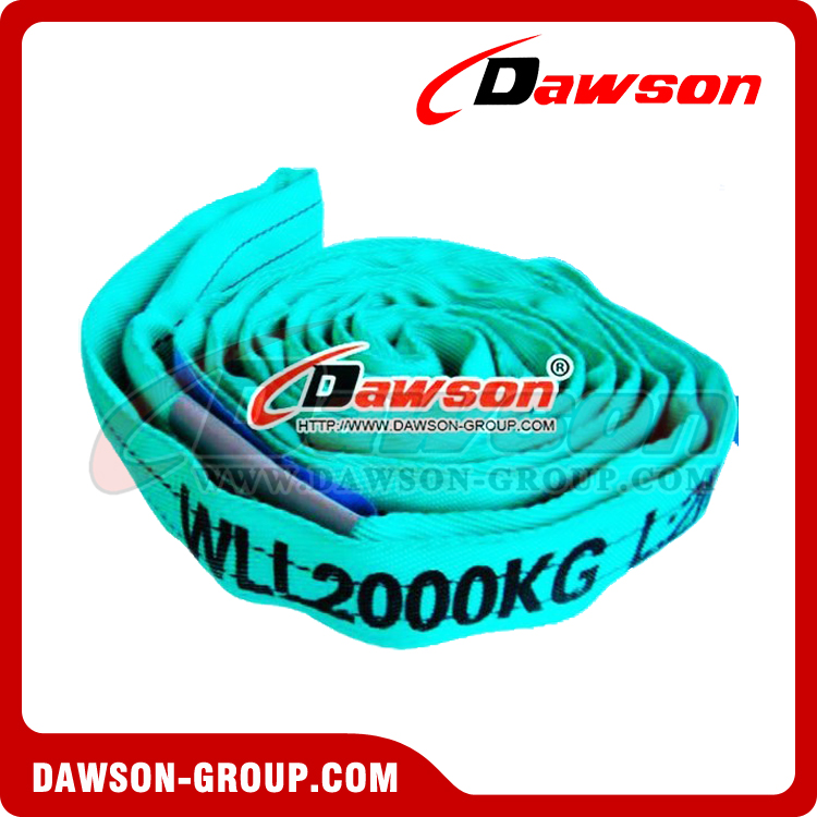 2 ton round slings - Dawson Group Ltd. China Manufacturer Supplier