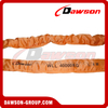 WLL 40T Polyester Round Slings AS 4497