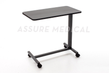 Wooden Adjustable Overbed Table (YJ-6700) Hospital Overbed Table