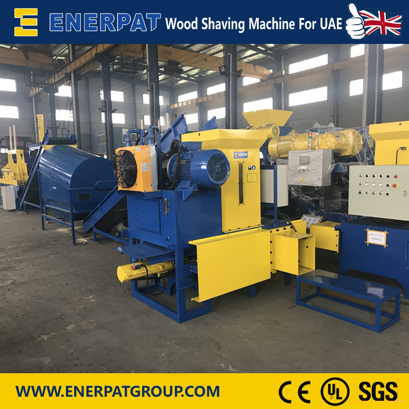 Wood Shaving Machine For UAE 2016
