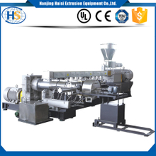 High Filler Masterbatch Two-stage Extruder Machine for Sale