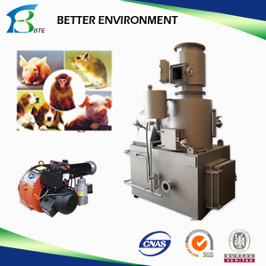 Animal Body Incinerator