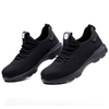 Anti Slip Puncture Proof Soft Comfortable Sport Men Safety Shoes Steel Toecap
