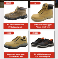 Hot sales regular safety shoes in middle east market