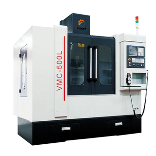 VMC500L 19.7''x 15.7''x17.7'' CNC Vertical Machining Center 3-Axis Linear Guidway
