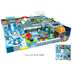 Factory supply adventure indoor playground
