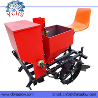 1 Row Potato Planter