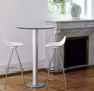 Brinkley Matte Solid Color HPL Table Top