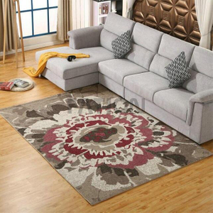 5'×8' Machine Tufted Polypropylene Floor Carpet