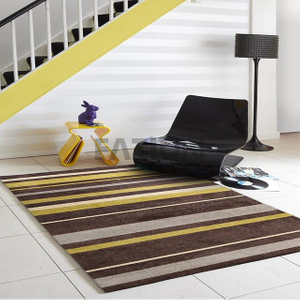 5'×8' Acrylic Striped Home/Commercial Rug