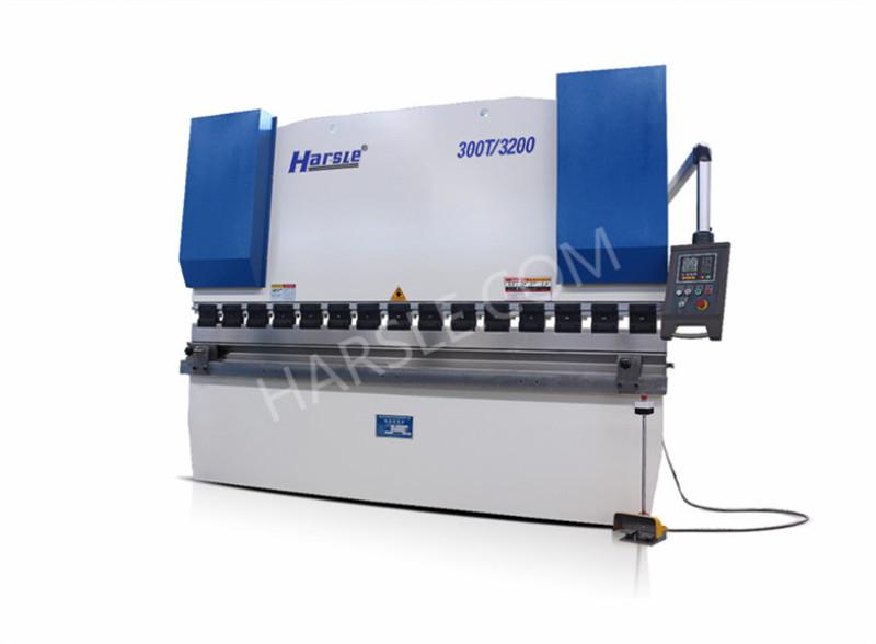 4+1 axis CNC Hydraulic press brake machine from China