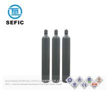 ISO9809-3 Sulfur Hexafluoride (SF6) Gas Cylinder
