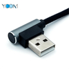 90 Degree Lightning USB Charger Cable for IPhone